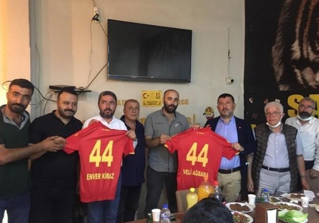 Yeni Malatyaspor Malatya'nın ortak değeridir'